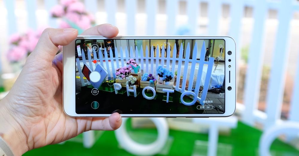 超廣角四鏡頭!ASUS ZenFone 5Q 正式上市,售價 9,990 元