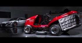 極速上看 215+km/h,史上最強除草機再進化!Honda 預告 Mean Mower MK2 即將現身!