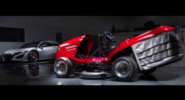 極速上看 215+km/h,史上最強除草機再進化!Honda 預告 Mean Mower MK2 即將現身! | T客邦