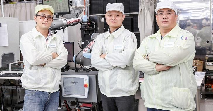 Universal Robots助樂音科技加速邁向工業4.0,全面優化記憶體代工製程