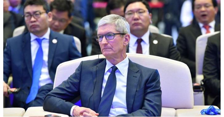庫克參加中國發展高層論壇表示,中國已不只是簡單製造、而是以「高品質製造」聞名全球