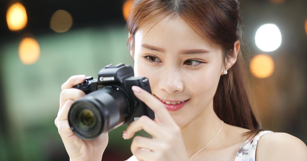 平價 VLOG 機種問世!Canon EOS M50 在台上市,單機身 18,900 元
