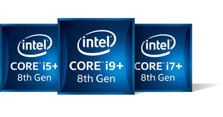 Intel 發表 6 核行動平台 Core i9 處理器,筆電最強規格、效能提升 30%
