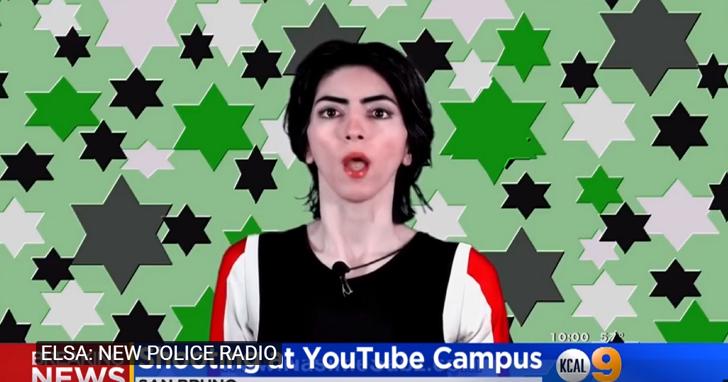 警方確認Youtube總部槍擊案女槍手身份:前職Youtuber,被Youtube停權可能為開槍主因
