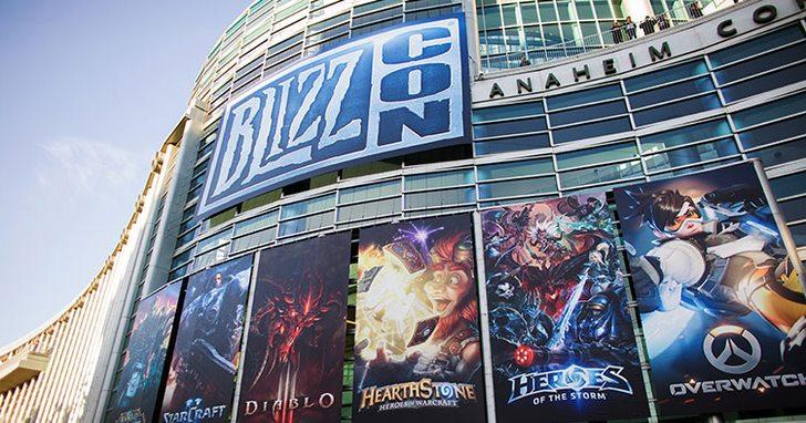 電玩界年度盛會 暴雪公布BLIZZCON 2018售票日期及舉辦時間