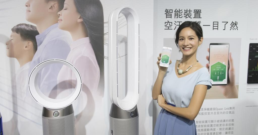 Dyson Pure Cool 智慧空氣清淨機登場,加大的 HEPA 濾網讓空氣更乾淨