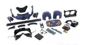HTC Vive Pro 被iFixit拆解:售價雖然貴,但貴得有道理