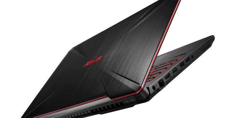 華碩發表首款 TUF GAMING 電競筆電「FX504」