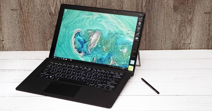 變形筆電時尚之選:Acer Switch 7 Black Edition 深度實測!