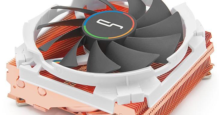 好久不見的純銅設計,Cryorig 正式推出 C7 Cu 處理器散熱器