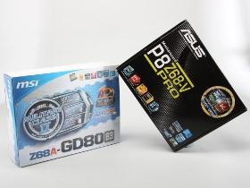Intel Z68 主機板上陣:P67 撐得住嗎?