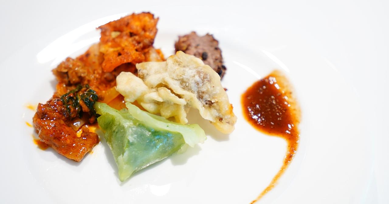 [食記] 那一天,我在 Google 首爾總部餐廳吃的員工午餐