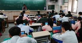 微軟攜手明湖國中、東門國小,共同實踐行動教學與數位學習