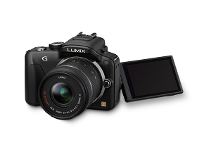 G系列瘦一大圈,Panasonic Lumix DMC-G3 發表