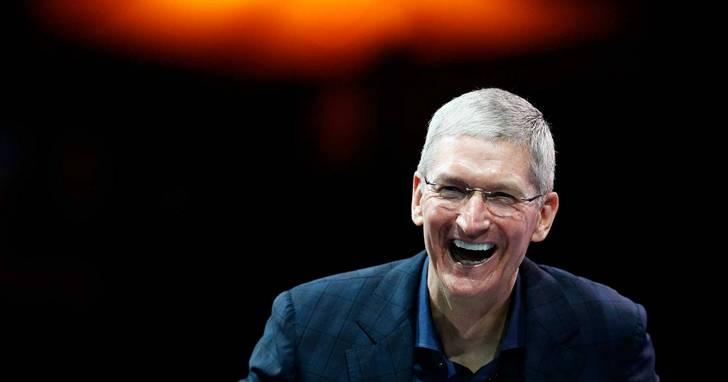 蘋果公布財報打臉所有分析師:我們還是很賺錢、而且 iPhone X 賣得最好