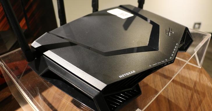 玩遊戲也要有好網路,NETGEAR推出Nighthawk XR 500電競路由器,即日起在台上市