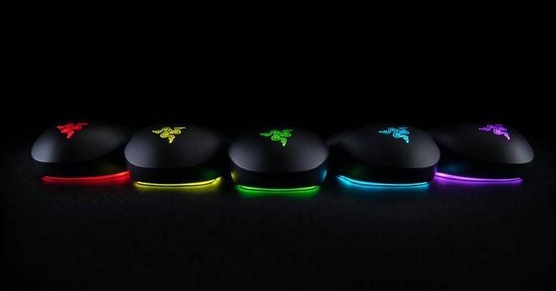 入門 Chroma 系列登場,Razer 推出 Abyssus Essential 滑鼠