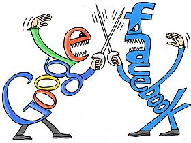 Facebook 找人寫 Google 的壞話?