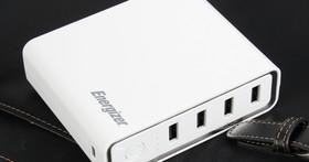 Energizer XP20001PD 行動電源給你20000mAh 超大電量, 支援USB PD、筆電也能充