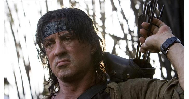 失去戰場的遲暮英雄,藍波第五集傳將開拍