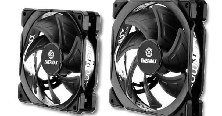 最低 300RPM/7dBA 超靜音,Enermax 安耐美發表 T.B.SILENCE ADV 金靜蝠 120/140mm 風扇