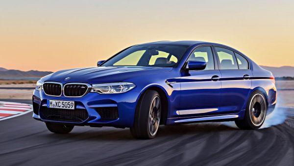 史上最強M5當之無愧!BMW F90 M5「綠色地獄」繳出 7:38.92 成績