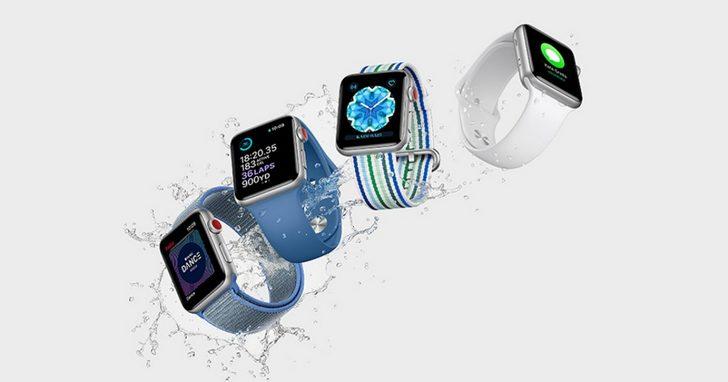 遠傳推499加購Apple Watch 3,手機、手錶一起上網吃到飽