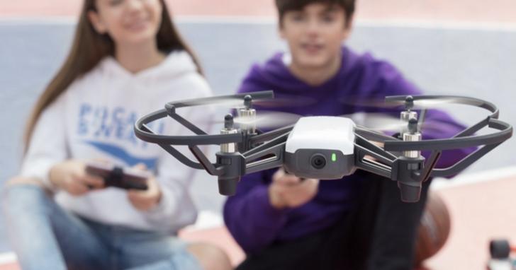 【課程】Tello空拍機基礎飛行操作班,DJI認證講師,帶你體驗飛行樂趣