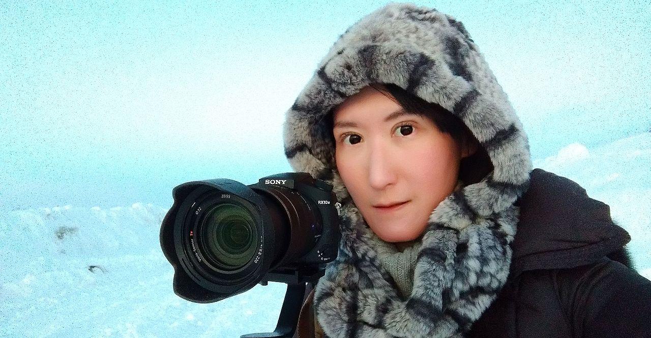 旅遊攝影師貝琪梨的極地遠征!Sony RX10 IV 極光 / 飛羽實戰拍攝分享