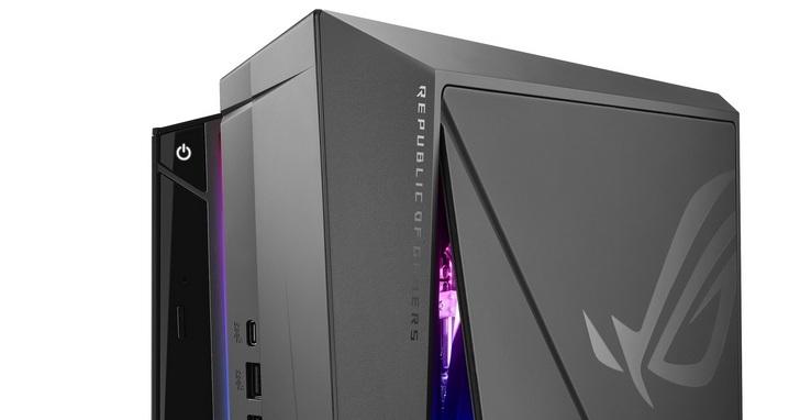 全新ROG HURACAN電競桌機上市,最高內建第八代Intel Core i7處理器、NVIDIA GTX1080顯示卡