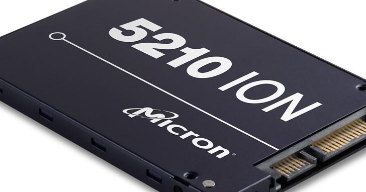 每顆晶粒容量達 1Tb!Intel 與 Micron 宣布正式推出 3D 立體堆疊 64 層 QLC 快閃記憶體