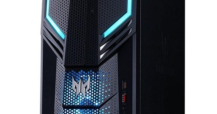 宏碁發表Predator Orion 5000電競桌機,並擴充Predator周邊產品