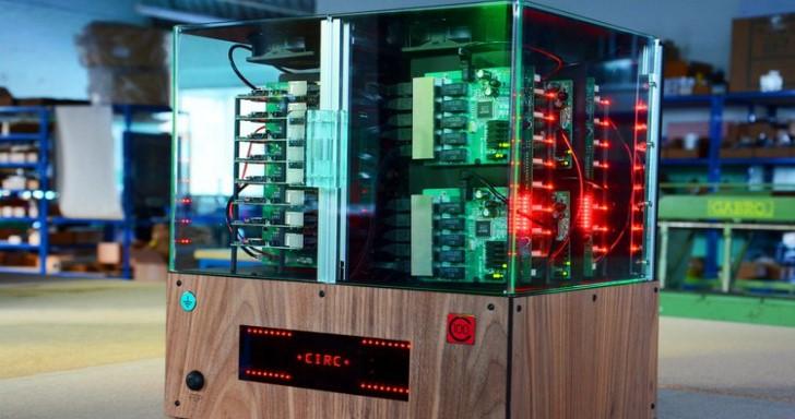 土砲超級電腦!? Circumference 透過 Udoo x86 開發板整合32張 Raspberry Pi 3