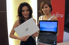 Fujitsu 商務筆電 SH761、SH561、P771、PH701 報到