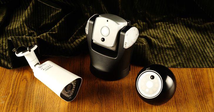 Amaryllo愛瑪麗歐打造的不僅是網路攝影機,更是安防機器人!具備自動追蹤功能及AI辨識功能的AR系列智慧保全
