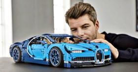 大男孩夢寐以求,Lego Technic 最新力作 Bugatti Chiron 1:8 正式發售!