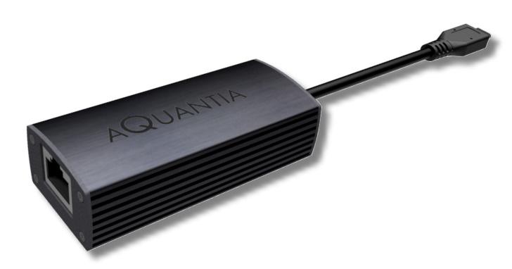 筆電也能夠享受 5Gbps Multi-Gig 飆速快感,Aquantia 引薦 AQtion AQC111U 與 AQC112U 晶片