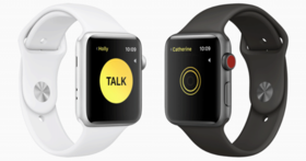 watch OS 5 更新,加入手錶可當對講機功能、體能訓練還能把朋友拉進來一起挑戰比賽