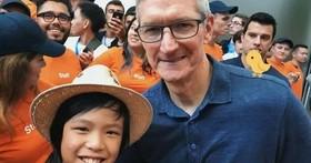 隱藏在程式後面的開發者不是只有宅宅!看蘋果CEO庫克在這次WWDC大會上力捧的這個10歲小朋友