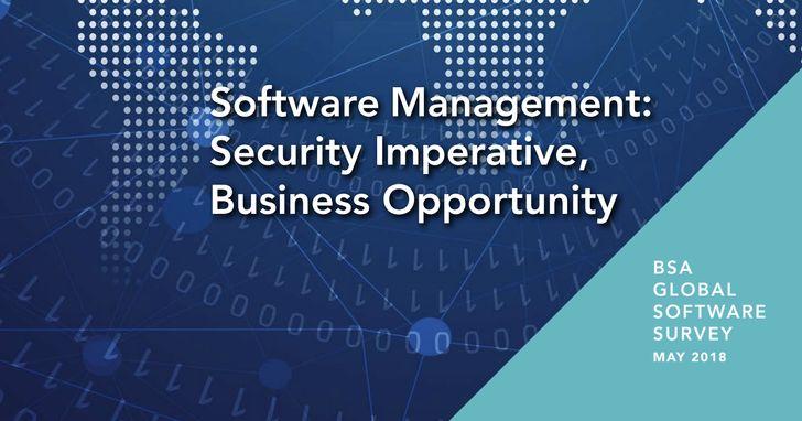 BSA最新調查:未經授權軟體內的惡意程式碼,每年造成企業近3,590億美元損失