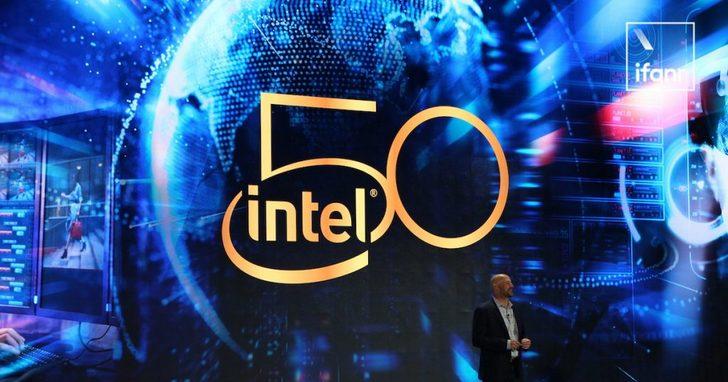 50 歲的 Intel 這次發表會不僅再一次定義了 PC,並且拿出28核心的處理器今年第四季開賣