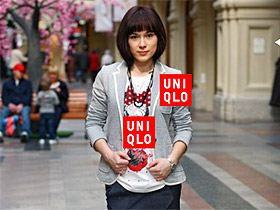 UNIQLOOKS app 讓大家用 iPhone、臉書分享穿衣風格