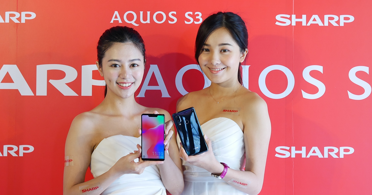 Sharp Aquos S3 高配版 6/11 上市,6GB RAM/128GB ROM、支援 Qi 無線充電