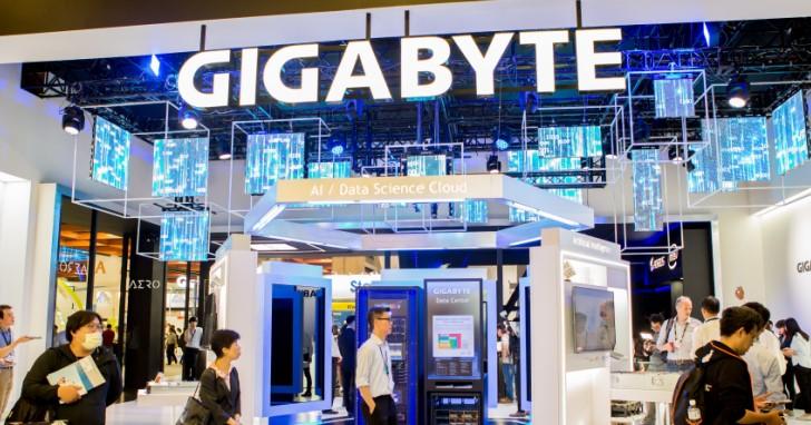 GIGABYTE Computex 2018 展場巡禮,多樣產品更新和跨足記憶體、SSD 市場 | T客邦