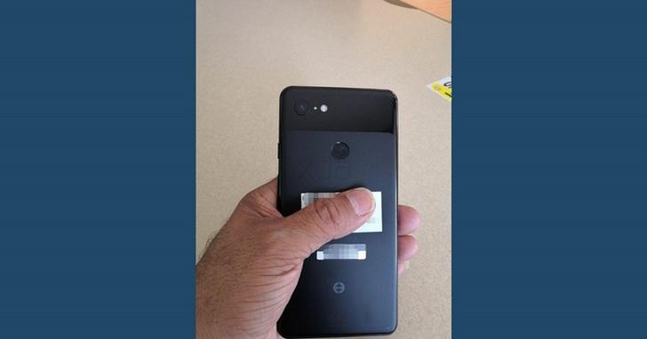 這就是傳說中的 Google Pixel 3 XL?