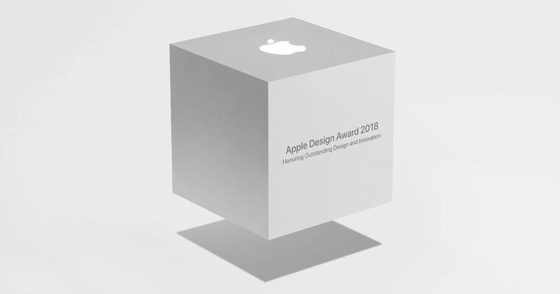 十款蘋果優選 App 揭曉,Apple Design Award 展現設計、創意、技術