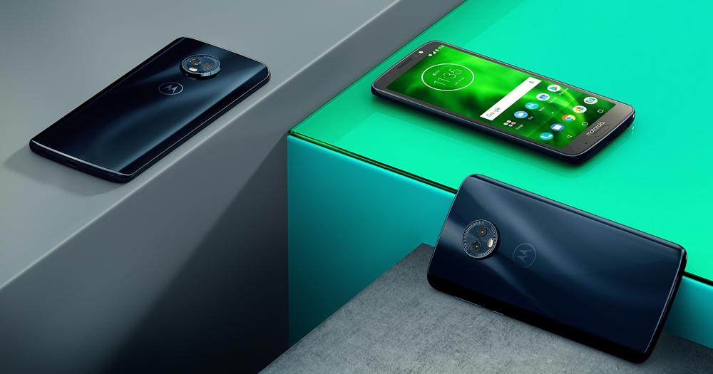 Motorola 推出 Moto G6 / G6 Plus,雙主鏡頭、超大螢幕、月底開賣