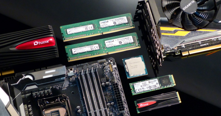 Far Cry 5 遊戲主機如何選?Intel 處理器、DDR4 記憶體、AMD 顯示卡、Plextor SSD 全方位測試分析