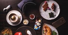 科技跨界美食,三星邀米其林一星「雅閣」打造五感用餐體驗