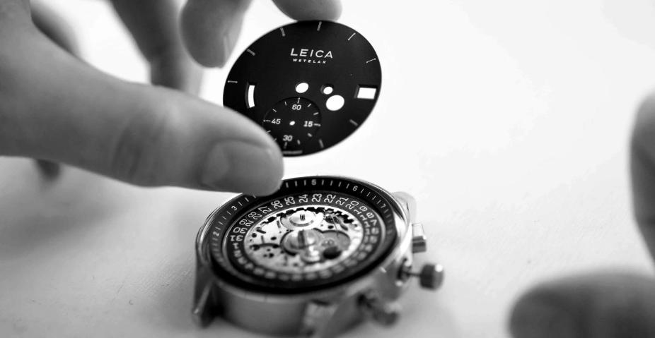 Leica 踏入機械錶市場,推出售價 10,000 歐元的 Leica L1、L2 手錶